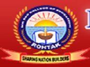 MR DAV College of Education logo