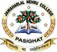 Jawaharlal Nehru College, Pasighat logo