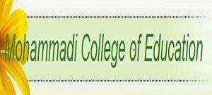 Mohammadi College of Education logo