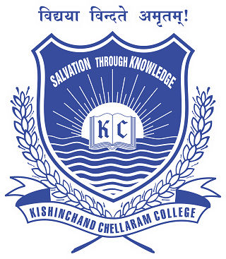 Kishinchand Chellaram College Churchgate logo