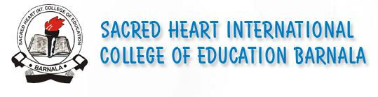 Sacred Heart International College of Education logo