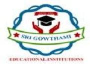 Sri Gowtham College Of Education Darsi logo