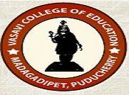 Vasavi College Of Education logo