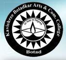 Kavishri Botadkar Arts and Commerce College logo