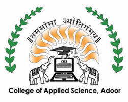 College Of Applied Science Ihrd Adoor logo