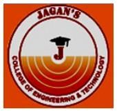 Jagans College of Engineering and Technology logo
