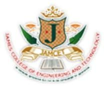 James College of Engineering and Technology logo