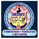 Modi Institute of Management and Technology logo