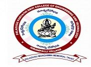 Paladugu Parvathi Devi College of Engineering and Technology, Vijayawada logo