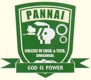 Pannai College of Engineering and Technology logo