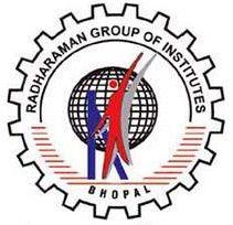 Radharaman College of Pharmacy logo