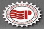 Patel Institute of Technology logo