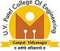 UV Patel College of Engineering logo