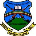 Kohima College logo