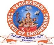 Vaageswari College Of Engineering logo