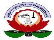 Vasavi College of Engineering logo