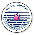 M.T.B. Arts College logo