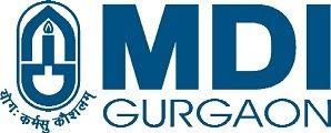 Management Development Institute logo