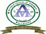 Victoria College of Pharmacy logo