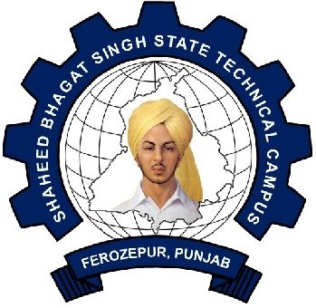 Shaheed Bhagat Singh State Technical Campus logo