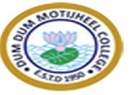 Dum Dum Motijheel College, Kolkata logo