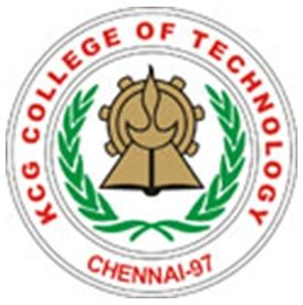 KCG College Of technology, Chennai logo