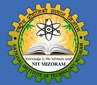 National Institute of Technology Mizoram logo