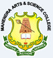 Mahendra Arts and Science College logo
