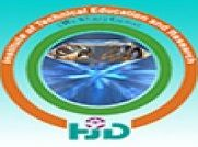 HJD Institute of Technical Education and Research logo