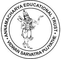 Annamacharya Institute of Technology and Sciences, Tirupati logo