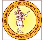 Annamacharya Institute of Technology and Sciences, Kadapa logo