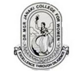 Dr Mgr Janaki College Of Arts And Science logo