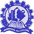 Mahishadal Raj College logo