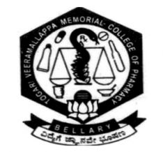 Togari Veeramallappa Memorial College of Pharmacy logo