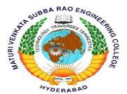 Maturi Venkata Subba Rao Engineering College, Hyderabad logo