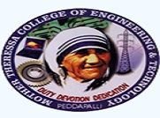 Mother Terasa College Of Engineering And Technology logo