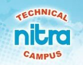 Nitra Technical Campus logo