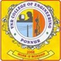 Velaga Nageswara Rao College Of Engineering Ponnur logo