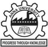 University College of Engineering Anna University logo