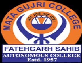 Mata Gujri College logo