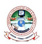 Minerva College of Arts and Science logo