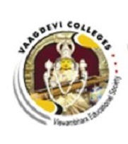 Vaagdevi College of Pharmacy logo