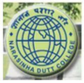 Narasinha Dutt College logo