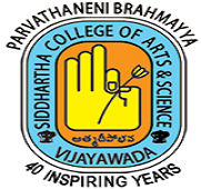 PB Siddhartha College Arts and Science, Vijayawada logo