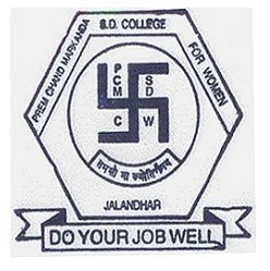 PCM SD College for Women logo
