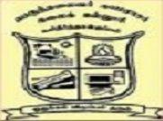 Perunthalaivar Kamarajar Govt. Arts College logo