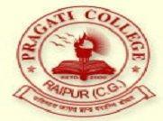 Pragati College logo