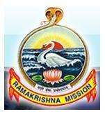 Ramakrishna Mission Vidyamandira logo