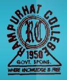 Rampurhat College logo