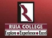 Ramnarain Ruia College logo